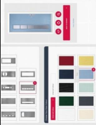 Design your dream door here & now!
