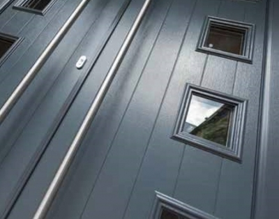 Solid & Secure - Falcon introduces solid timber core doors from Solidor