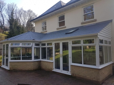 Guardian roof - converting conservatories into real rooms