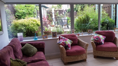 A conservatory reborn ... Update