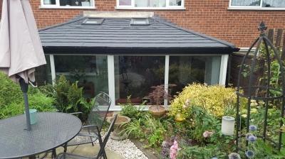 A conservatory reborn
