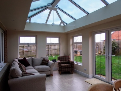 Orangery - A beautiful addition to any home