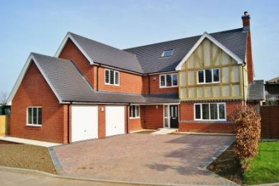 Another quality build from Sylvester Estates ...with a little help from Rugby Double Glazing