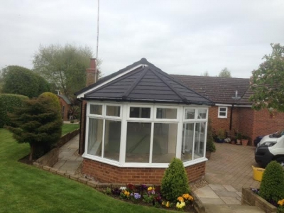 Hello New Garden Room!