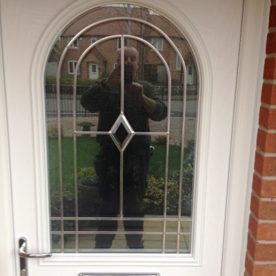 Bespoke Door Designed by Rugby Double Glazing